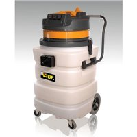Machine Mart Xtra V-TUF VT9000 Triple Motor Industrial Wet and Dry Vacuum Cleaner (230V)
