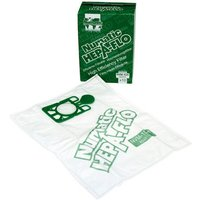 Numatic Numatic NVM1CH Disposable Hepaflo Dust Bags for Henry & Hetty - Pk10