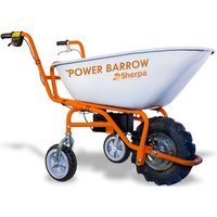 Machine Mart Xtra Sherpa SPB-500 Motorised Power Barrow (24V)