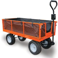 Machine Mart Xtra Sherpa SLGT Garden Trolley Cart