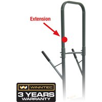 SIP SIP Extender & Smart Push Pull Handle for Wheel Cart