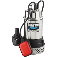 Clarke Clarke DWP100A 1 Submersible Dirty Water Pump With Float Switch