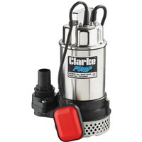 Clarke Clarke DWP150A 1.5 Submersible Dirty Water Pump With Float Switch