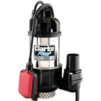 Clarke Clarke HSE361A 50mm Submersible Water Pump - (110V)