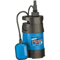 New Clarke HIPPO5A 750W Submersible Pump With Float Switch