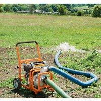 Machine Mart Xtra Evolution - EVO-System Petrol Engine & 3 Dirty Water Pump