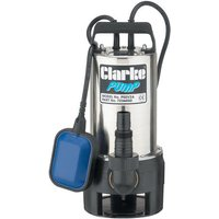 Clarke Clarke PSSV2A Stainless Steel Dirty Water Submersible Pump