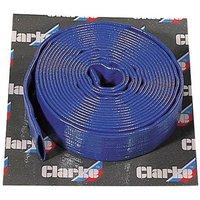 "Clarke Clarke 10m x 1"" Diameter Layflat Delivery Hose"