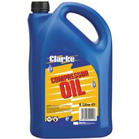 Clarke 5L Long Life Screw Compressor Oil
