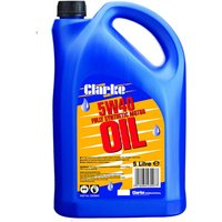 Clarke Clarke 5W40 Fully Synthetic Motor Oil (5 Litre)