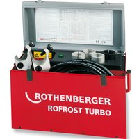 Rothenberger Rothenberger 62204 Rofrost Turbo 2 Inch Electric Freezer 28   61mm  110V