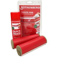 Rothenberger Rothenberger Freeze Pak Pipe Freezing Kit