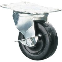 Clarke ML126-1 50mm Swivel & Brake Castor - PP