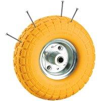 "Clarke Clarke PF200 8"" (200mm) Wheel With Puncture Proof Tyre"