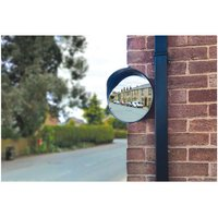 Machine Mart 40cm Blindspot Convex Mirror