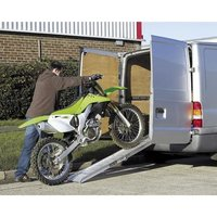 Clarke Clarke MAR200 Folding Motorcycle & Access Ramp
