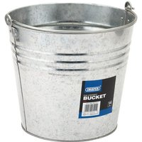 Draper Draper 14L Galvanised Steel Bucket