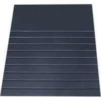 Aidapt Aidapt VA144H Easy Edge Threshold Rubber Ramp (90 x 460 x 540mm)
