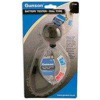 Gunson Gunson 77104   Dial Type Battery Tester