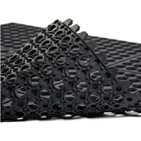Grassmats Grassmats GMS016-14-1K Anti Fatigue Mat and Edging 1+2M/2F