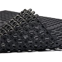Grassmats Grassmats GMS016-14-8K Anti Fatigue Mat and Edging 8+6M/6F