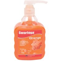 DEB Swarfega Orange Pump Bottle 450ml