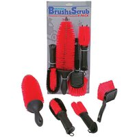 Oxford Oxford OF607 Brush & Scrub Essential Cleaning Brushes