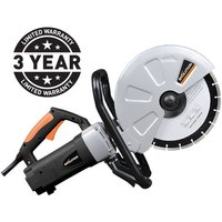 Power Tools Price Cuts Evolution 305mm/12inch Electric Disc Cutter (230V)
