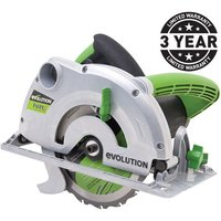 Evolution Evolution FURY 185mm TCT Multipurpose Circular Saw