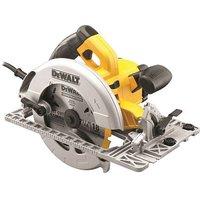 110Volt DeWalt DWE576K 190mm Compact Circular Saw With Kitbox  110V