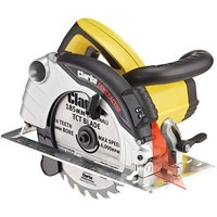 Power Tools Price Cuts Clarke Contractor CON185 185mm Circular Saw With Laser Guide  230V