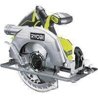 Ryobi One  Ryobi ONE  R18CS7 0 18V Cordless Brushless Circular Saw  Bare Unit