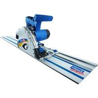 Scheppach Scheppach PL55 Plunge Saw System with 2x1.4m Guide Rail System