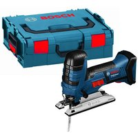 Bosch Bosch GST 18V-LI S Professional Cordless Jigsaw (Bare Unit with L-BOXX)
