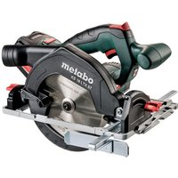 Metabo Metabo KS18LTX57 18V 165mm Circular Saw with 2 x 5 2Ah Batteries