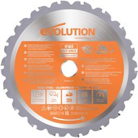 Evolution Evolution Rage 185mm Multicut Blade