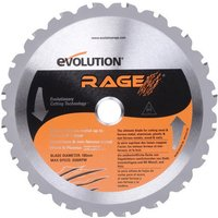 Evolution Evolution Rage 185mm Multicut Blade