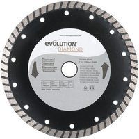 Evolution Evolution Rage Multipurpose Diamond Saw Blade 185mm