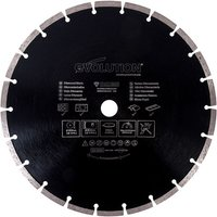 Evolution Evolution 305mm Diamond Blade (fits Evolution Disc Cutter)
