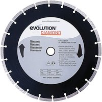 Evolution Evolution 305mm Diamond Blade  fits Evolution Disc Cutter