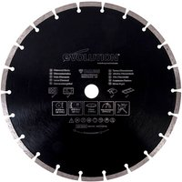 Evolution Evolution Rage 305mm Diamond Blade