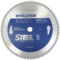 Evolution Evolution Raptor 355mm Steel Cutting Blade