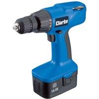 Clarke Clarke CCD140 - 14.4V Cordless Drill/Driver