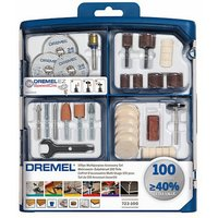 Dremel Dremel 2615S723JA 100 Piece Multipurpose Accessory Set