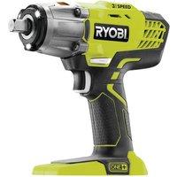 Ryobi One  Ryobi One  R18IW3 0 18V Cordless 3 Speed Impact Wrench  Bare Unit