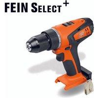Fein Fein Select  ABSU12 12V Cordless Drill Driver  Bare Unit