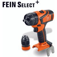 Fein Fein Select  ASB18Q 18V Cordless Hammer Drill Driver  Bare Unit