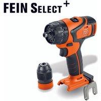 Fein Fein Select  ABS18Q 18V Cordless Drill Driver  Bare Unit