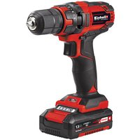 Einhell Einhell TC CD 18 35 Li Power X Change 18V Cordless Drill with 1x1 5Ah Battery   Charger