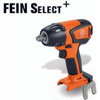Fein Fein Select  ASCD18 300W2 18V 1 2  Drive Cordless Impact Wrench  Bare Unit